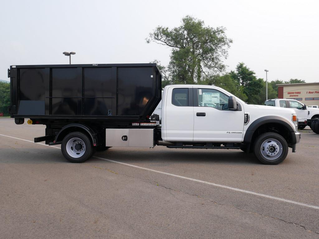 2021 Ford F-550 Super Cab DRW 4x4, Cab Chassis #11132T - photo 3