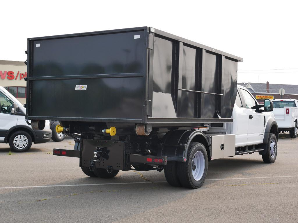 2021 Ford F-550 Super Cab DRW 4x4, Cab Chassis #11132T - photo 2