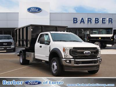 2021 Ford F-550 Super Cab DRW 4x4, Cab Chassis #11132T - photo 1
