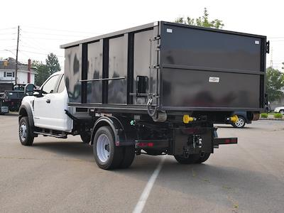 2021 Ford F-550 Super Cab DRW 4x4, Cab Chassis #11132T - photo 5