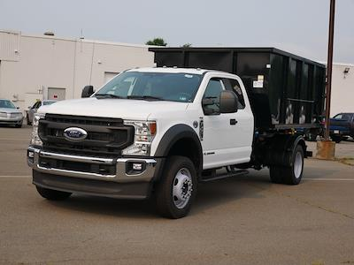 2021 Ford F-550 Super Cab DRW 4x4, Cab Chassis #11132T - photo 6
