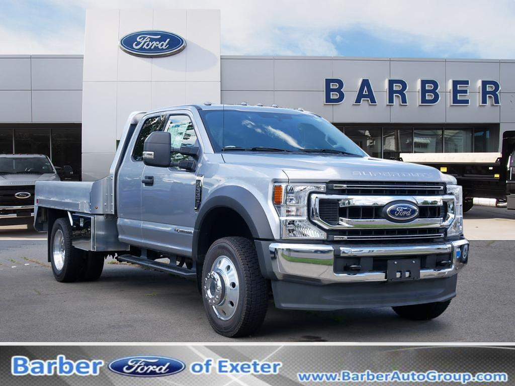 2020 Ford F-550 Super Cab DRW 4x4, Cab Chassis #11133T - photo 1
