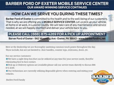 2020 Ford F-550 Super Cab DRW 4x4, EBY Platform Body #11133T - photo 16