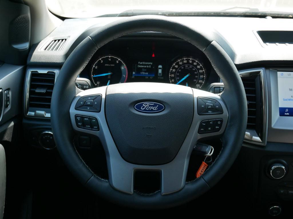 2021 Ford Ranger SuperCrew Cab 4x4, Pickup #1113T - photo 8