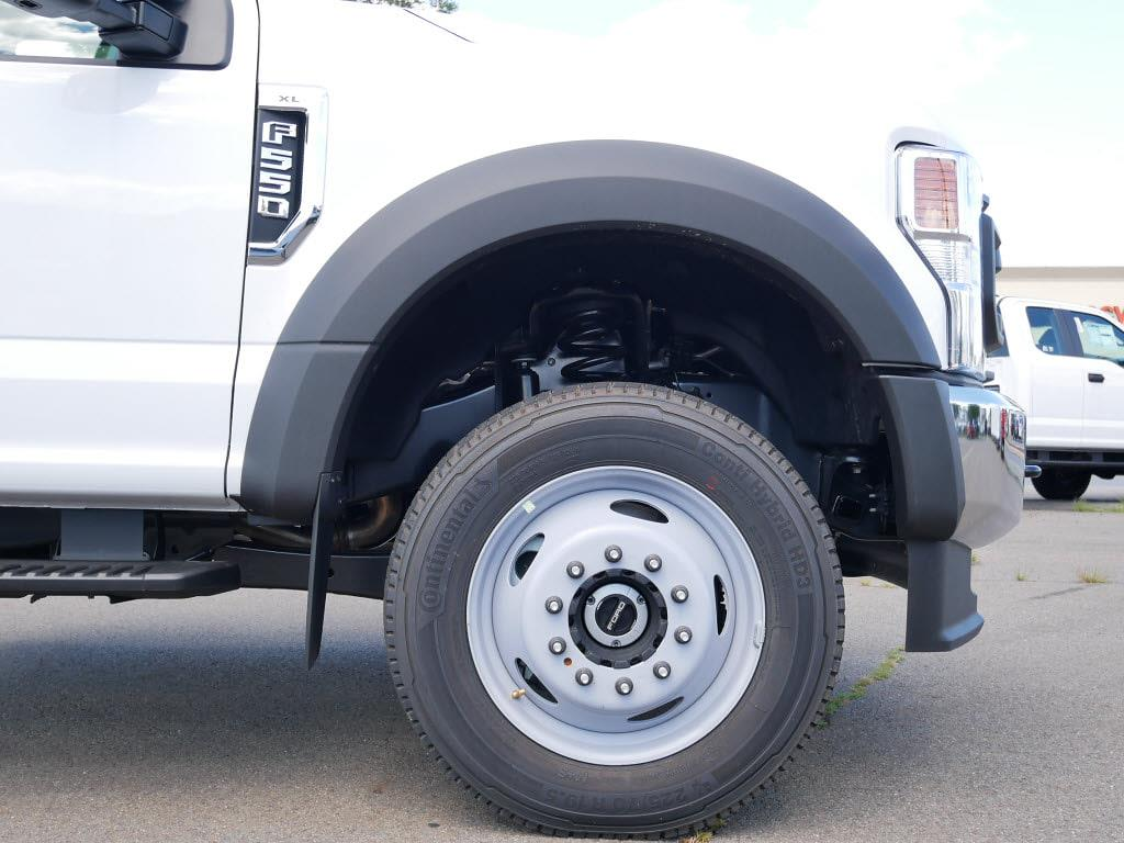 2021 Ford F-550 Regular Cab DRW 4x4, Cab Chassis #11144T - photo 15