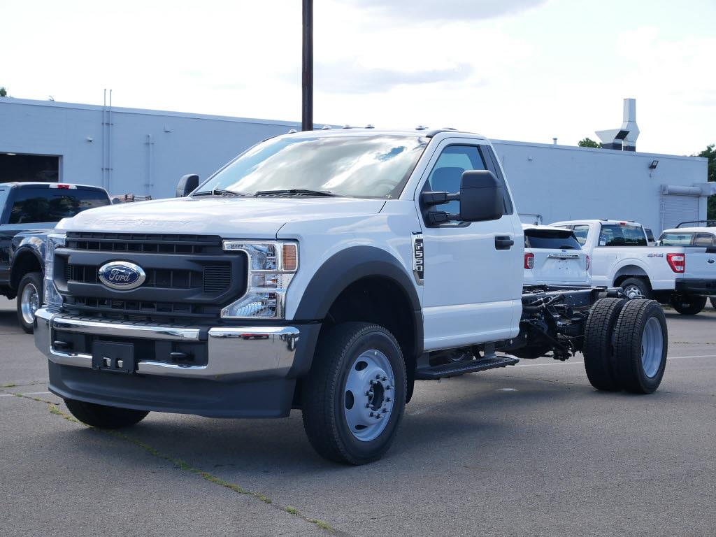 2021 Ford F-550 Regular Cab DRW 4x4, Cab Chassis #11144T - photo 6