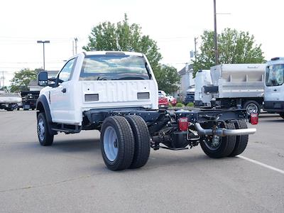 2021 Ford F-550 Regular Cab DRW 4x4, Cab Chassis #11144T - photo 5