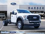 2021 Ford F-550 Regular Cab DRW 4x4, Cab Chassis #11144T - photo 1