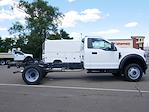 2021 Ford F-550 Regular Cab DRW 4x4, Cab Chassis #11144T - photo 3