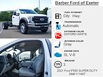 2021 Ford F-550 Regular Cab DRW 4x4, Cab Chassis #11144T - photo 4