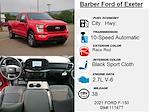 2021 Ford F-150 Super Cab 4x4, Pickup #11162T - photo 4