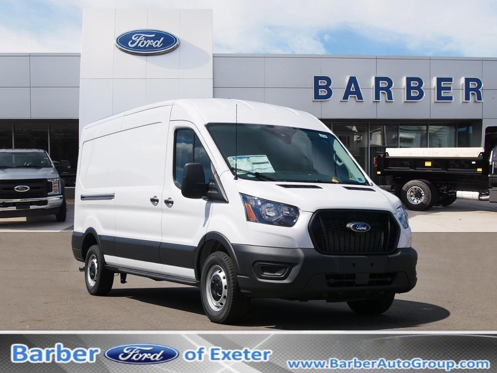 2021 Ford Transit 250 Medium Roof 4x2, Empty Cargo Van #11154T - photo 1