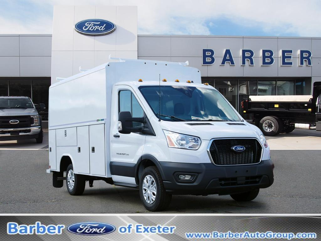 2021 Ford Transit 350 Low Roof 4x2, Reading Service Utility Van #11157T - photo 1