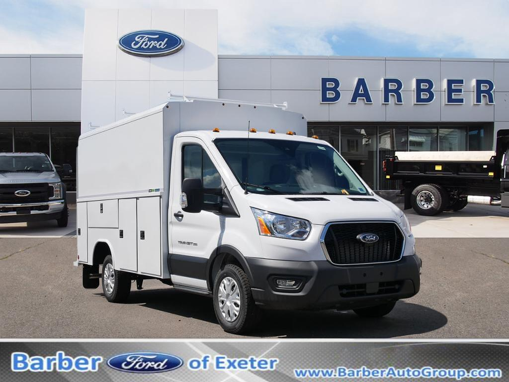 2021 Ford Transit 350 Low Roof 4x2, Reading Service Utility Van #11159T - photo 1