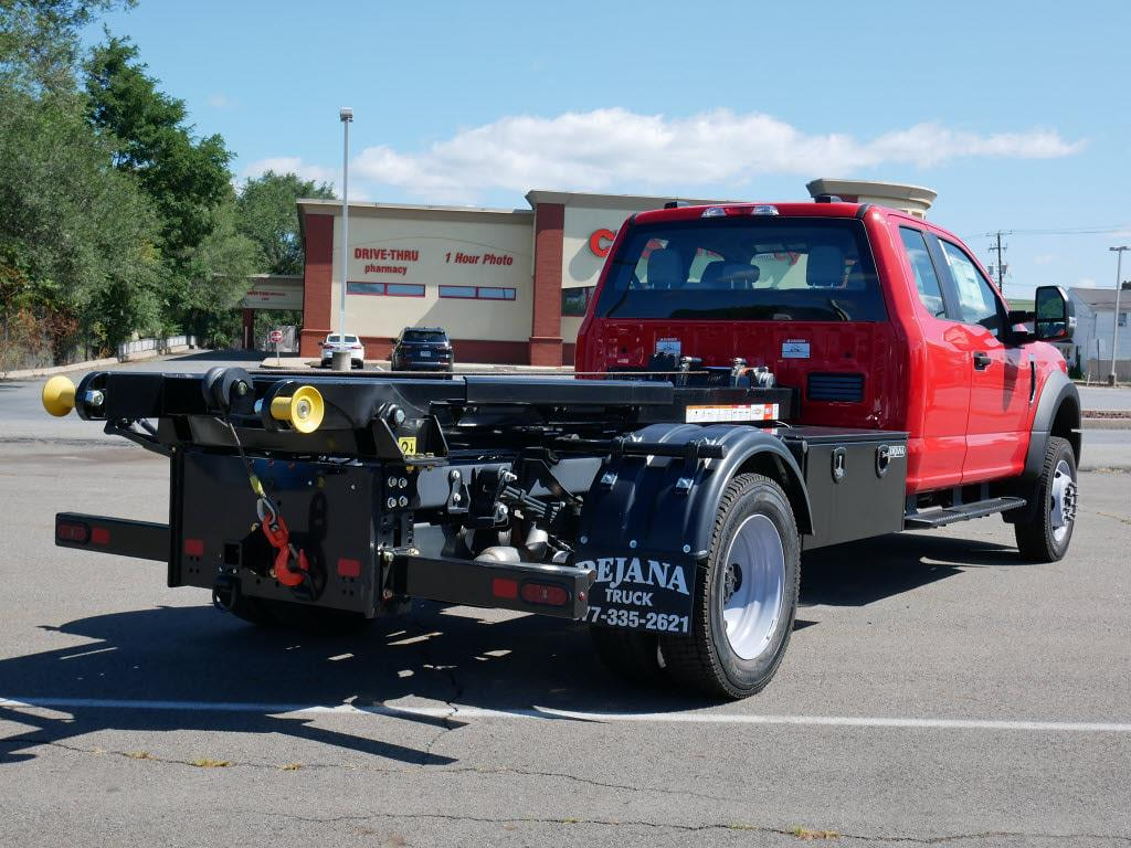 2021 F-550 Super Cab DRW 4x4,  Switch N Go Drop Box Hooklift Body #11187T - photo 6