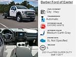 2021 F-550 Super Cab DRW 4x4,  Switch N Go Drop Box Hooklift Body #11207T - photo 5