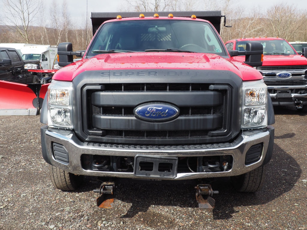 2013 Ford F-550 Super Cab DRW 4x4, Dump Body #P4809B - photo 3