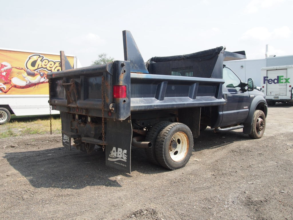 2007 F-450 Regular Cab DRW 4x4,  Dump Body #9279A - photo 2