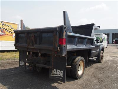 2007 F-450 Regular Cab DRW 4x4,  Dump Body #9279A - photo 11