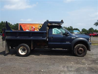 2007 F-450 Regular Cab DRW 4x4,  Dump Body #9279A - photo 12