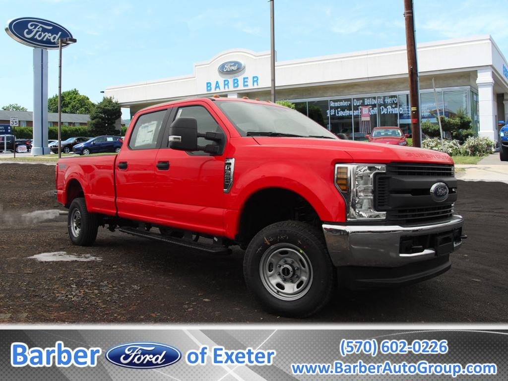 2018 F-350 Crew Cab 4x4,  Pickup #9431T - photo 1