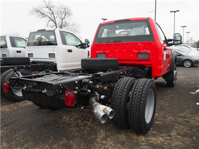 2018 F-550 Regular Cab DRW 4x4,  Cab Chassis #9456T - photo 2