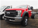 2018 F-550 Regular Cab DRW 4x4,  Cab Chassis #9456T - photo 4