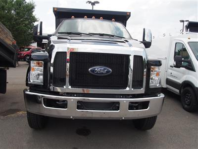 2018 F-650 Regular Cab DRW 4x2,  Galion 100U Dump Body #9516T - photo 3