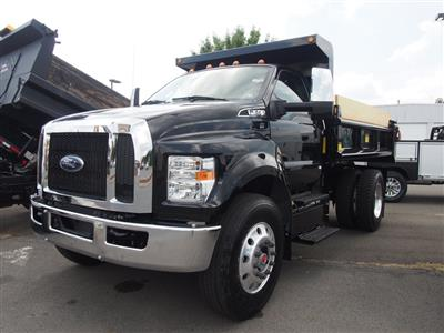 2018 F-650 Regular Cab DRW 4x2,  Galion 100U Dump Body #9516T - photo 4