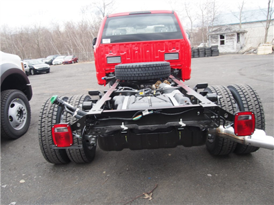 2018 F-450 Super Cab DRW 4x4,  Cab Chassis #9532T - photo 9