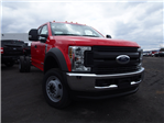 2018 F-450 Super Cab DRW 4x4,  Cab Chassis #9532T - photo 3