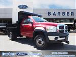 2008 Ram 4500 Regular Cab DRW 4x4,  Dump Body #9533A - photo 1