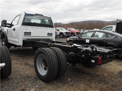 2018 F-550 Regular Cab DRW 4x4,  Cab Chassis #9533T - photo 10