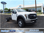 2018 F-550 Regular Cab DRW 4x4,  Cab Chassis #9533T - photo 1