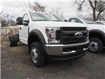 2018 F-550 Regular Cab DRW 4x4,  Cab Chassis #9533T - photo 3