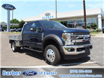 2018 F-550 Crew Cab DRW 4x4,  M H EBY Big Country Platform Body #9536T - photo 1