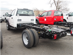2018 F-550 Regular Cab DRW 4x4,  Cab Chassis #9539T - photo 1