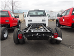 2018 F-550 Regular Cab DRW 4x4,  Cab Chassis #9539T - photo 8