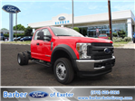 2018 F-550 Super Cab DRW 4x4,  Cab Chassis #9548T - photo 1