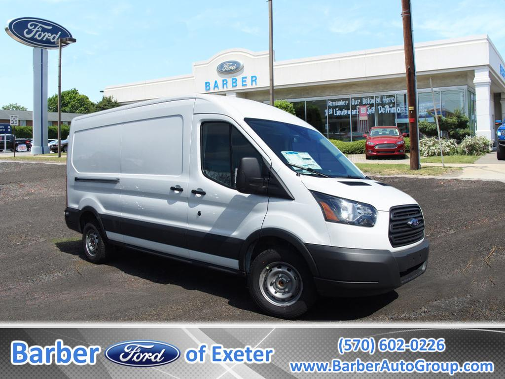 2018 Transit 250 Med Roof 4x2,  Empty Cargo Van #9567T - photo 1