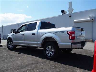2018 F-150 SuperCrew Cab 4x4,  Pickup #9573T - photo 6