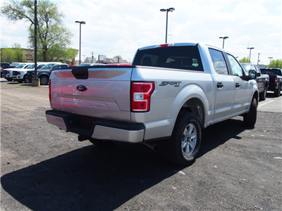 2018 F-150 SuperCrew Cab 4x4,  Pickup #9573T - photo 2