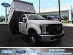 2018 F-350 Regular Cab DRW 4x4,  Duramag Aluminum Landscape Dump #9592T - photo 1