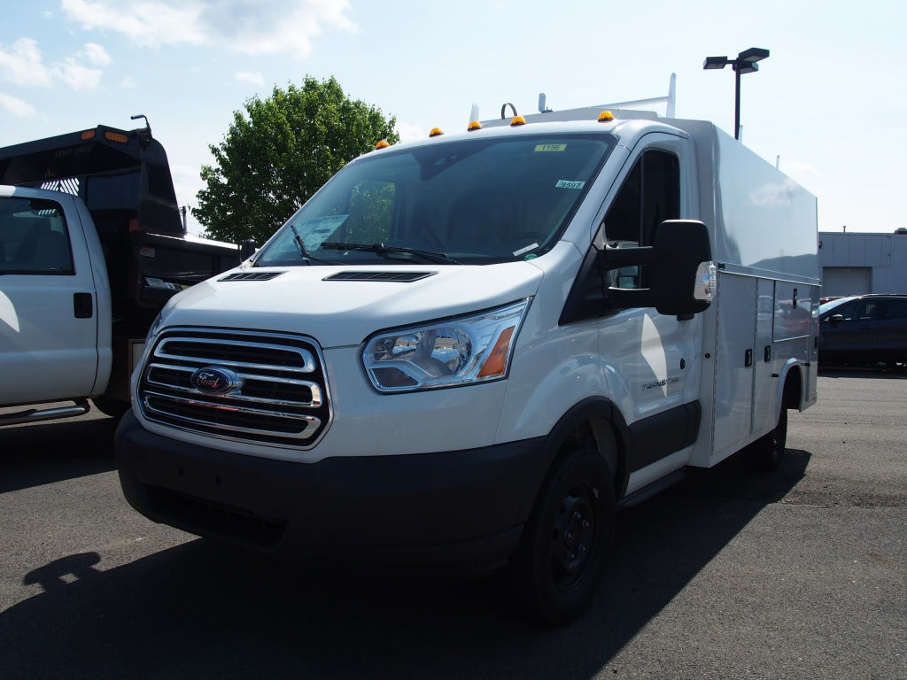 2018 Transit 350 4x2,  Knapheide Service Utility Van #9597T - photo 4