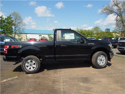 2018 F-150 Regular Cab 4x4,  Pickup #9606T - photo 8
