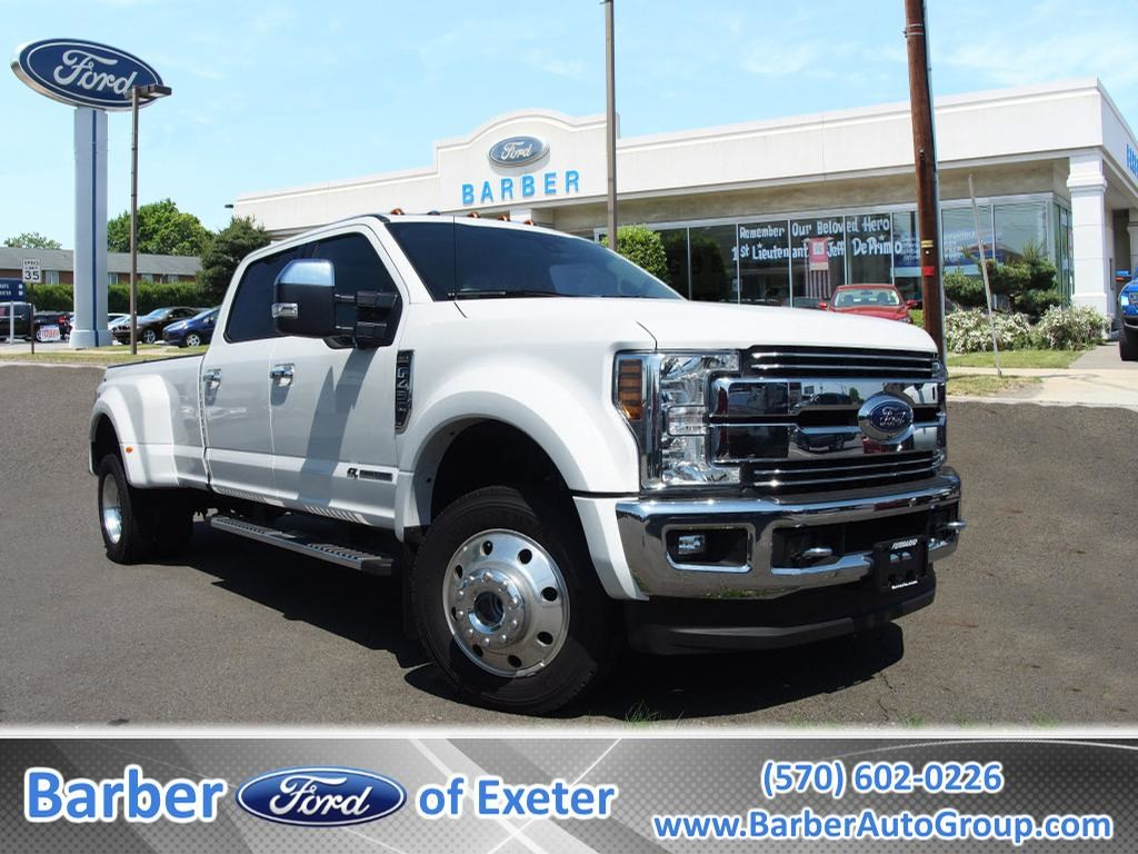 2018 F-450 Crew Cab DRW 4x4,  Pickup #9608T - photo 1