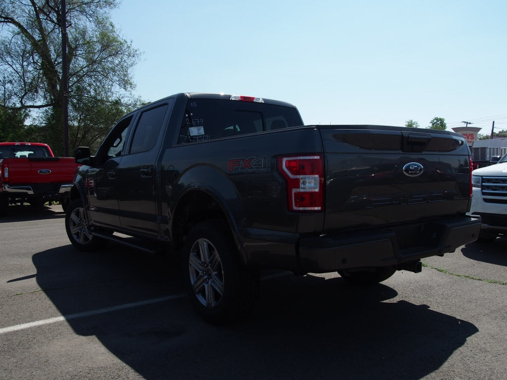 2018 F-150 SuperCrew Cab 4x4,  Pickup #9609T - photo 4
