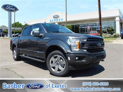 2018 F-150 SuperCrew Cab 4x4,  Pickup #9609T - photo 1