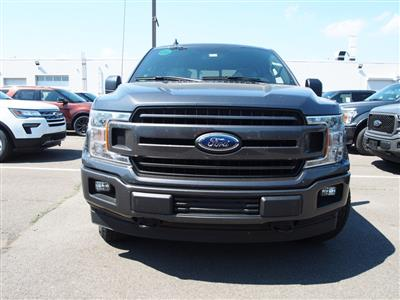 2018 F-150 SuperCrew Cab 4x4,  Pickup #9609T - photo 2