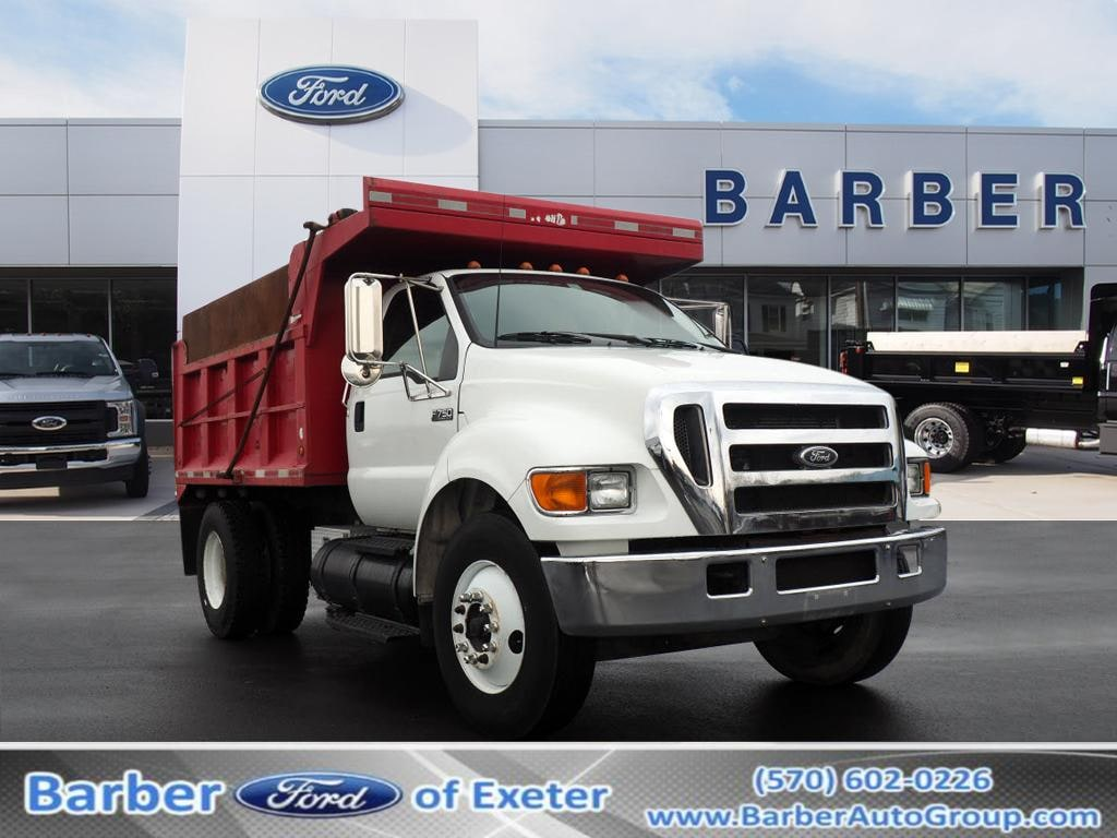 2006 Ford F-750 Regular Cab DRW 4x2, Dump Body #9699B - photo 1
